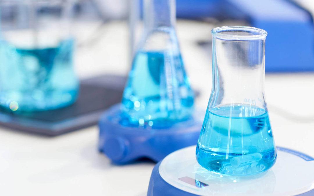 Analisi chimiche: acqua, terreno e alimenti
