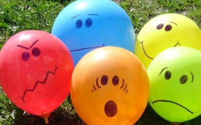 Lasciare libero sfogo alle emozioni dei bambini